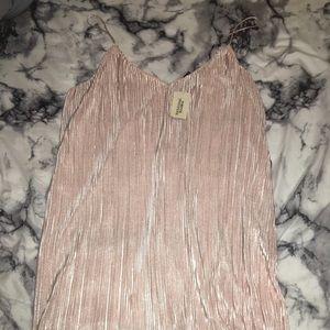 NWT Sparkly mini dress
